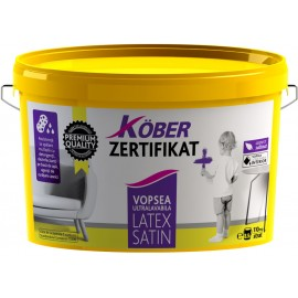 Zertifikat Plus Satin Latex